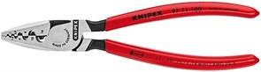 Пресс-клещи KNIPEX для обжима контактных гильз KN-9771180