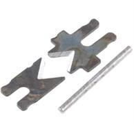 Пара запасных ножей для  KNIPEX KN-126921