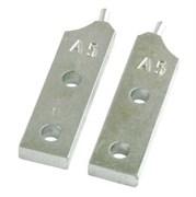 Пара запасных наконечников для  KNIPEX KN-4619A5