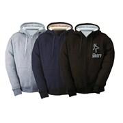 Куртка Winter Sweat, размер L, полистер 20%, хлопок 80%, 380 g/m2 Kapriol 28356