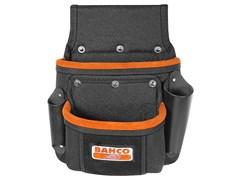 Сумка поясная с 2-мя карманами Bahco 4750-2PP-1