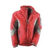 Куртка K2, XXXL, цвет красный с серыми вставками Kapriol 28584