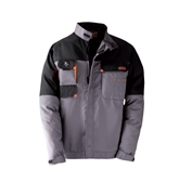 Куртка KAVIR, размер L, полистер 65%, хлопок 35%, 240g/m2 Kapriol 31350