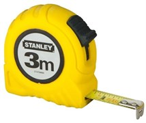 Рулетка STANLEY 3m Stanley 1-30-487