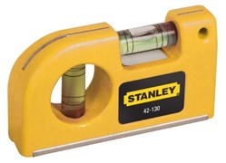 Уровень карманный Stanley 0-42-130