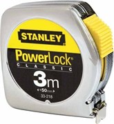 Рулетка POWERLOCK 3м Stanley 1-33-218