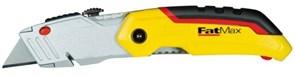 Нож складной FatMax с выдвижным лезвием Stanley 0-10-825