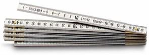 Метр складной Gravemat металлический 1 м Stanley 0-35-304