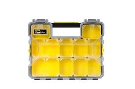 Органайзер FatMax Shallow Pro Plastic Latch пластмассовый 44,6 x 7,4 x 35,7 Stanley 1-97-519