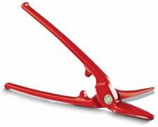 Ножницы по металлу Fretsaw Shears с изогнутыми губками Stanley 0-84-195