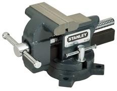 Тиски MaxSteel для небольшой нагрузки, глубина 89 мм, раскр. 100 мм Stanley 1-83-065