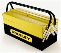 Ящик для инструмента Expert Cantilever с 5-тью раскладными секциями Stanley 1-94-738
