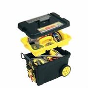 Ящик для инструмента пластмассовый с колесами Pro Mobbile Tool Chest Stanley 1-92-083