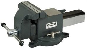 Тиски MaxSteel для большой нагрузки, глубина 95 мм, раскр. 125 мм Stanley 1-83-067