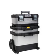 Ящик для инструмента с колесами ROLLING WORKSHOP 73 X 56,8 X 38,9 Stanley 1-95-833