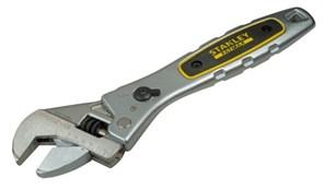 Ключ разводной FatMax 200 мм с храповым механизмом Stanley 0-72-184