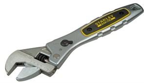 Ключ разводной FatMax 250 мм с храповым механизмом Stanley 0-72-185