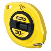 Рулетка Stanley ABS со стальной лентой с закрытым корпусом 30м х 9,5мм Stanley 0-34-108