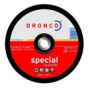 Обдирочный круг A 30 T 125х6х22,23 DRONCO 3126040