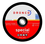 Обдирочный круг A 30 T 230х6х22,23 DRONCO 3236041