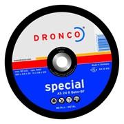 Отрезной круг по металлу AS 24 R BAHN 350х4х25,4 DRONCO 1351387
