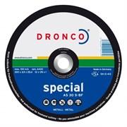 Отрезной круг по металлу AS 30 S 400х4х32 DRONCO 2400040