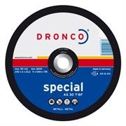 Отрезной круг по металлу AS 30 T 230х2х22,23 DRONCO 1231055