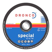 Отрезной круг по металлу AS 36 T 350х3х25,4 ST DRONCO 2350220
