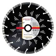 Алмазный отрезной круг Evo Speed 125х22,23 DRONCO 4120386