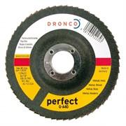 Шлифовальный круг, сталь, дерево G-A 40 125х22,23 DRONCO 5212204