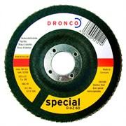 Шлифовальный круг, сталь, дерево G-AZ A 60 115х22,23 DRONCO 5211386