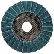 Лепестковый полировочный круг G-VA fine 125х22,23 DRONCO 5512207