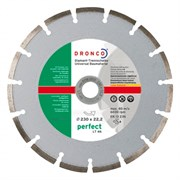Алмазный отрезной круг LT 46 115х22,23 DRONCO 4110185