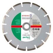 Алмазный отрезной круг LT 46 125х22,23 DRONCO 4120185