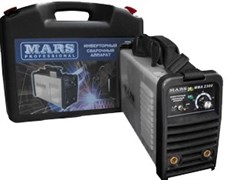 Сварочный инвертор Brima MMA-2300 Mars Professional в кейсе