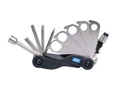 Универсальный набор для ремонта и обслуживания велосипедов, 17 предметов KING TONY 20A17MR