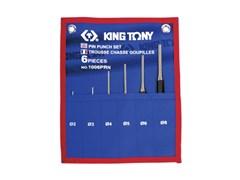 Комплект выколоток, 6 предметов KING TONY 1006PRN