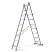 Двухсекционная лестница Эйфель Классик 2х9