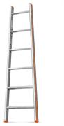 Алюминиевая лестница Эйфель Комфорт Профи Пирамида 7 ст