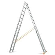 Двухсекционная лестница Эйфель Классик 2х18