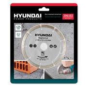 Диск Hyundai алмазный, отрезной Hyundai 206102