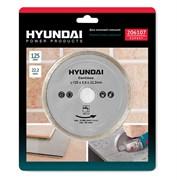 Диск Hyundai алмазный, отрезной Hyundai 206107