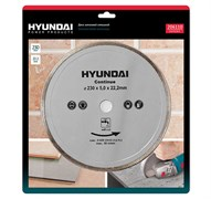 Диск Hyundai алмазный, отрезной Hyundai 206110