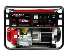 Бензиновый генератор Zenith ZH6000Е