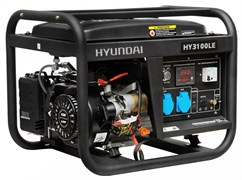 Бензиновый генератор Hyundai HY 3100LE