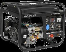 Бензиновый генератор Hyundai HYW 190AC