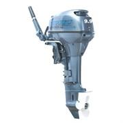Двухтактный лодочный мотор Mikatsu M9.9FHS