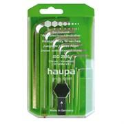 Набор шестигранных штифтовых ключей Haupa 100585
