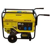 Бензиновый генератор Champion GG7501E