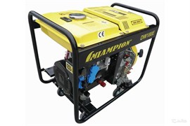Дизельный генератор Champion DW180E